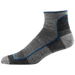 Darn Tough 1/4 Sock Light Wool Blend Warm Mens Socks