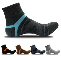 10 Pairs Men Ankle Sock Low Cut Sports Running Cycling Crew
