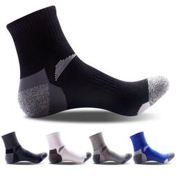 10 Pairs Mens Ankle Sock Low Cut Sports Running Cycling Crew
