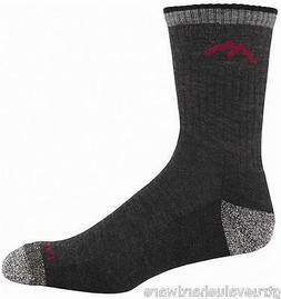 Darn Tough 1466 BLACK Merino Wool Mens Hiker socks L XL Hike