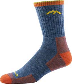 Darn Tough 1466 DENIM Merino Wool Mens Hiker socks L XL Hike