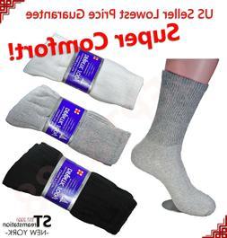 3 6 12 pairs diabetic crew circulatory