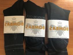 Pack Bombas Men's Calf Socks Size  LARGE