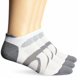 3 Pairs - ASICS Intensity Single Tab Socks Size XL Fits Shoe
