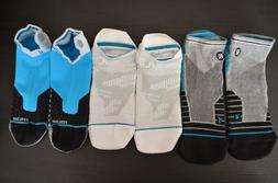 STANCE Performance Men's Tab Socks Medium M, 6-8.5, Grade B