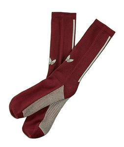 ADIDAS 3 Stripes Statement Crew Socks Men's Size