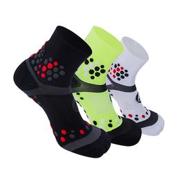 3pairs Sports Massage <font><b>Socks</b></font> 3D Stereo Co