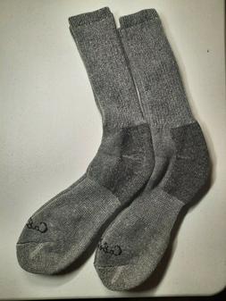 4 Pair Cabela's Men's Medium-Weight Merino Wool Boot Socks S