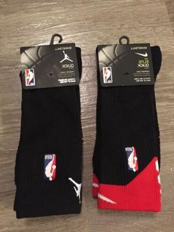 $44.00 RETAIL Two  pairs Men's XL King Size 12-15 Nike NBA B