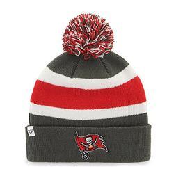 '47 NFL Tampa Bay Buccaneers Breakaway Cuff Knit Hat, One Si
