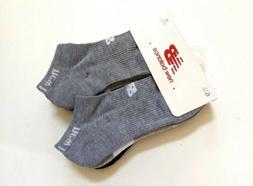 9977d16973cbb Editorial Pick NEW BALANCE 6-PK Ankle Socks Grey/White/Black Ankle Socks M