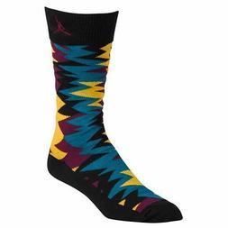 Jordan 7 Socks Bordeaux Size Men Sizes M L Large Medium VII