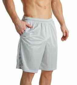 Champion 81622 Long Mesh Short with Pockets