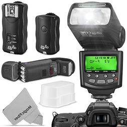 Altura Photo Professional Flash Kit for Canon DSLR with E-TT