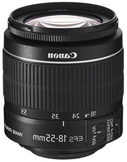 Canon EF-S 18-55mm f/3.5-5.6 IS II SLR Lens - Mark II