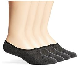 Starter Men's 4-Pack Athletic Invisible Liner Socks, Amazon