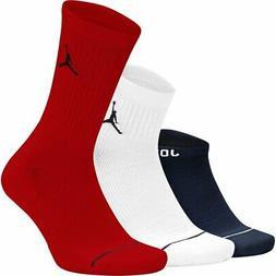 Air Jordan Men's  Jumpman Waterfall 3 Pack Socks SX6274-013
