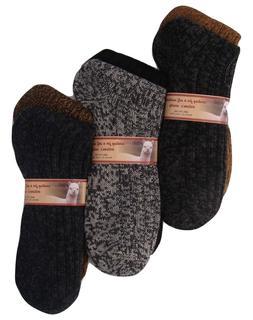 Alpaca Men Socks Winter Boot Heavy Warm Thermal Comfortable