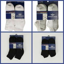 Dockers Athletic Socks 6 Pack Men Size 10-13 White