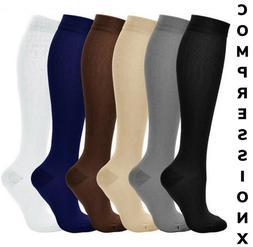 Big N Tall Compression X Socks Pain Relief Calf Leg Foot Sup