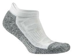 BALEGA BLISTER RESIST WHITE NO SHOW RUNNING SOCKS UNISEX  AL