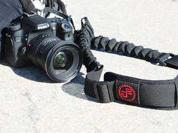 Boomr Bungee Camera Strap - Red Logo Version