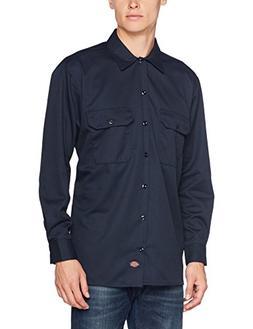 Dickies Men's Button Down 5.25 oz. Long Sleeve Work Shirt