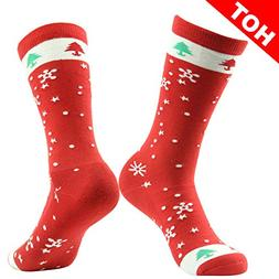 Christmas Socks, Gmark Unisex New Year's Day Holiday Casual