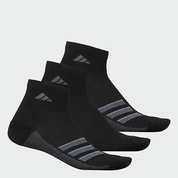 adidas Climacool Superlite Stripe Quarter Socks Men's