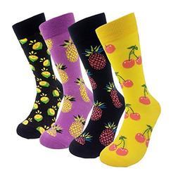 Colorful Mens Dress Socks Patterned – HSELL Men Multicolor