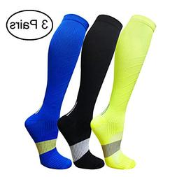 Compression Socks For Men & Women- Best For Running,Athletic