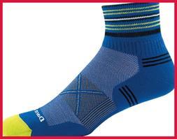 Coolmax Vertex 1/4 Ultra Light Cushion Sock Men's MEDIUM FRE