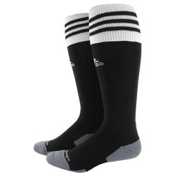 adidas Copa Zone Cushion II Sock, Black/White, Large