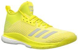 info for 184fa 0f44c adidas Women s Crazyflight X 2 Mid Volleyball Shoe Shock Yel