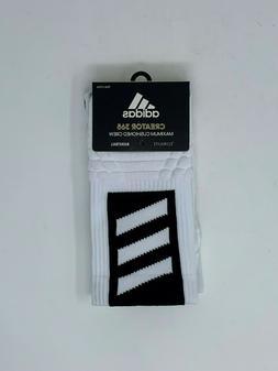 Adidas Creator 365 Maximum Cushioned Crew Basketball Socks *