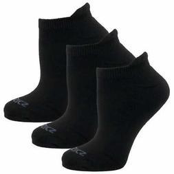 ASICS Cushion Low Cut 3-Pack  Athletic Running  Socks - Blac