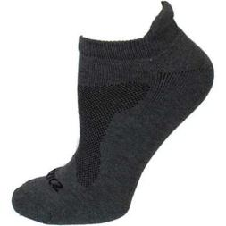 ASICS Cushion Low Cut 3-Pack  Athletic Running  Socks - Grey