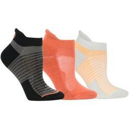 Asics Cushion Low Cut  Multi-Sport Socks Apricot Ice Black G