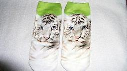 Cute Lion Cubs Socks Unisex Clothing Casual Men's Women Ankl