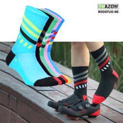 Cycling Sock MTB Bike Bicycle Socks Sports Running Compressi