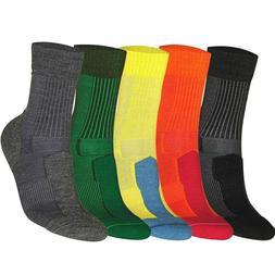 Danish Endurance Merino Wool Light 3/4 Crew Socks For Winter