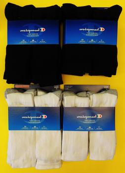 Champion Double Dry Performance Men's CREW Socks SIZE 6-12 &