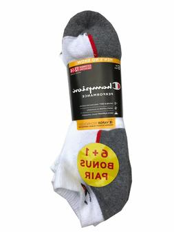 Champion Double Dry® Performance Men's No-Show Socks Extend