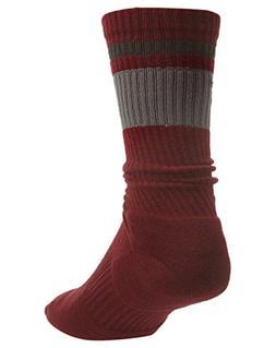 Nike Men's Dri-fit Fly Rise Performance Crew Socks 3-Pack