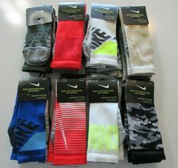 Nike Dri Fit Mens Crew 3 Pack Socks Nwt