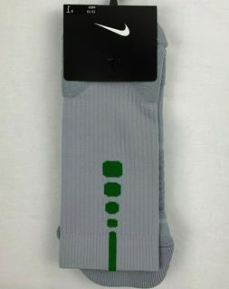 Nike Elite Basketball Crew Socks Men's XL Shoe Size 12-15 PS