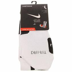 Nike Elite Crew Sock Black/White M