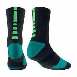 NIKE ELITE Men's/ Women's Basketball Crew Socks SX3692-037 B