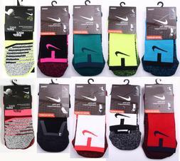elite tennis dri fit crew socks no
