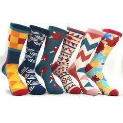 Fashion Men Women Socks Combed Cotton Creative Socks Casual